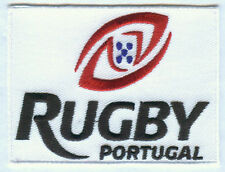Portugal National Rugby Union Team Embroidered Patch