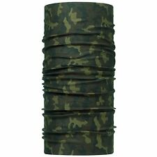 Original Buff Multifunction Headwear Neck Tube Green Hunt Camouflage