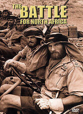Battle for North Africa (DVD, 2003)