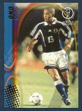 PANINI WORLD CUP 2002- #076-CHINA & FEYENOORD-SHINJI ONO