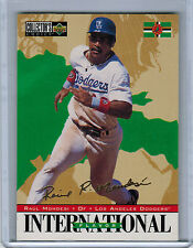 1996 Collector's Choice Gold Signature RAUL MONDESI #328 (2528)