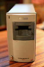 NIKON COOLSCAN V ED Scanner Mint w/ MA-21 Just Serviced