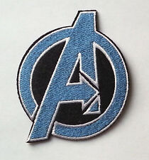 S.H.I.E.L.D AVENGERS UNIFORM Nick Fury LOGO Embroidered Iron On / Sew On Patch