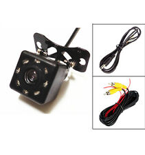 CCD HD Night vision 8LEDs Universal Car Backup Rear View Reverse Cam Waterproof