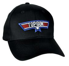Top Gun Hat Baseball Cap Alternative Clothing 80's Nostalgia Goose Snapback