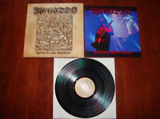 MEGIDDO The Heretic - Demos LP Darkthrone Bathory Mortuary Drape  Nastrond