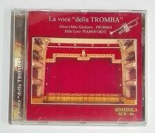42890 CD musicale - Gioacchino Giuliano e Elda Laro -  La voce della Tromba