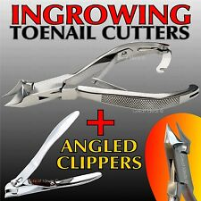 *NEW Surgical INGROWING Toenail Finger TOE NAIL Clipper Set Chiropody NO SURGERY