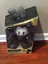 Disney Studio Limited Edition Oswald The Lucky Rabbit Micro Suede Plush New