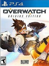 (NEW) Overwatch Origins Edition - Playstation 4 (PS4) - New w/ FreeShipping