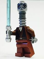 LEGO STAR WARS YARAEL POOF ALIEN JEDI MASTER FROM CLONE WARS 100% NEW PARTS