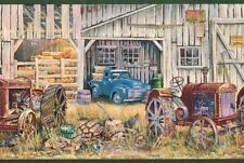 COUNTRY REAL COUNTRY NOT A JOHN  DEER A TRUE ANTIQUE TRACTORS AND PICKUPS