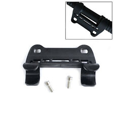 Compact Bike Cycling Air Pump Inflator Fixing Frame Holder Mount Clip w/2 Screws