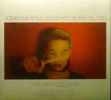CD THE HIGH COUNTRY - someone still loves you boris yeltsin