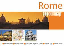 MAPPA di Roma (Biglietti), Gruppo di mappa, 1845876660, NUOVO LIBRO