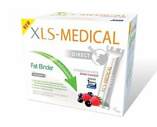 180 XLS Medical Direct Fat Binder Sachets 2 x 90 Pack 2 mois d'approvisionnement