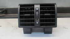 Genuine VW Volkswagen Touran Centre Console Rear Air Vent