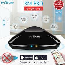 Broadlink RM2 Pro Home Intelligent WIFI+IR+RF Remote Controller Apple OS&Android