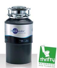 Insinkerator Model 56 Food Waste Disposal ISE 10056 Was 10055 Model 55