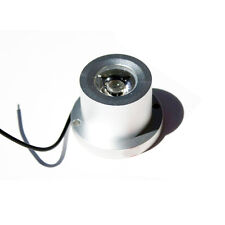 Blue 3W LED Module Waterproof 25 Degree Spot Lens Aluminum Rust Proof