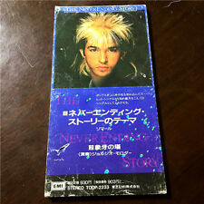 "Limahl The NeverEnding Story  JAPAN 3""/3INCH CD G-15360"