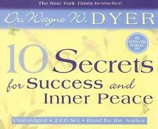 10 Secrets for Success and Inner Peace by Dyer, Dr. Wayne W.