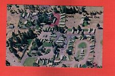 Bend,OR Oregon, Lowe's Trailer Town, Rob and Wilma Lowe, owners no mud, no dust