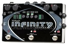 Pigtronix  Infinity Looper - Stereo Performance Looper Effects Pedal