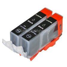 2 CANON Patronen mit Chip CLI-521 bk MP 540 MP 550 MP 620 MP 630 NEU