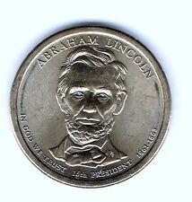 2010-P $1 Abraham Lincoln Brilliant Uncirculated 16TH Presidential Dollar Coin!