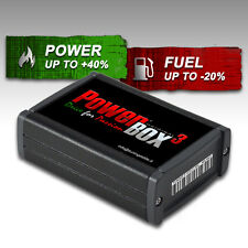CHIP TUNING POWER BOX AUDI   A4 2.0 TDI 143 hp After 2009 CommonRail
