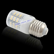 E27 48 SMD LED High Power Warm White Bulb Lamp 210lm with covering 2.5W 230V