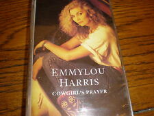 Emmylou Harris CASSETTE NEW Cowgirl's Prayer