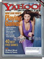 Yahoo! Internet Life - 2000, March - Look Who's Playing Games, Dennis Miller Q&A