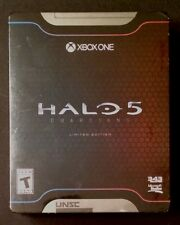 Xbox One Halo 5 Guardians Limited Edition New