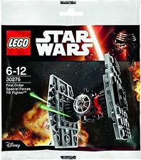 LEGO - STAR WARS - FIRST ORDER SPECIAL FORCES TIE FIGHTER - 30276 - NEW & SEALED