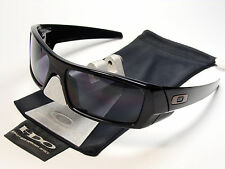 Oakley Gascan Black Lunettes de soleil Eyepatch Batwolf MONSTER DOG Fuel Cell turbine