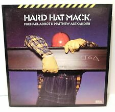 1983 Vintage APPLE II Computer Game HARD HAT MACK by Electronic Arts NOT WORKING