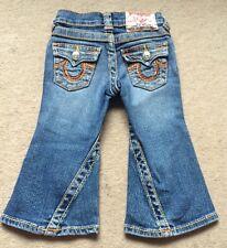 True Religion Ragazza Jeans Età 2 Joey ARCOBALENO