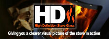 Valor Hilite Oxy Stove Glass 410 mm * 250 mm High Definition Replacement