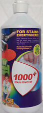 1000+ Stain Remover - Inks,Paint, on Carpet Fabrics Laminate etc 909 ml