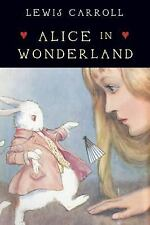 Alice In Wonderland, Carroll, Lewis, Good Book