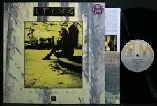 STING - TEN SUMMONER'S TALES  (LP)   VINYL LP NEU
