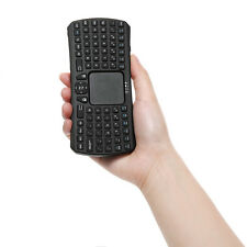 Mini Portable Wireless Remote Bluetooth Keyboard with Multi-Touch Pad Mouse BE