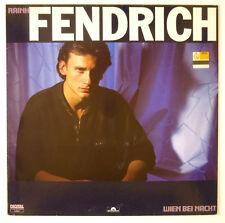 """12"""" LP - Rainhard Fendrich - Wien Bei Nacht - k3577 - washed & cleaned"""