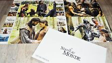 LE NOUVEAU MONDE ! colin farrell  jeu photos cinema edition prestige