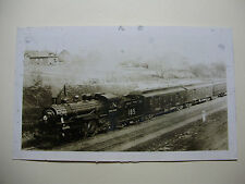 CAN148 1910 GRAND TRUNK RAILWAY Co ~ LOCOMOTIVE No185 Eastern Canada PHOTO