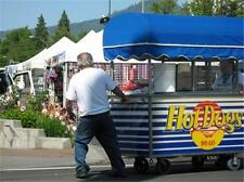 Business Plan To Start Hot Dog Stand Meat Cart Vendor