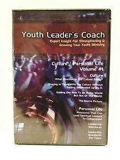 Youth leader's Coach (DVD) by Teen Mania Ministries build a Thriving Church NEW