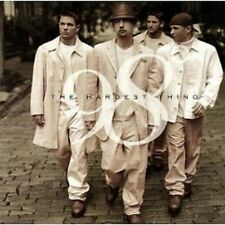 1 CENT CD Hardest Thing by 98 DEGREES Maxi Single (CD, Jun-1999, Universal)